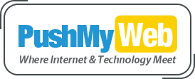 Push My Web Logo